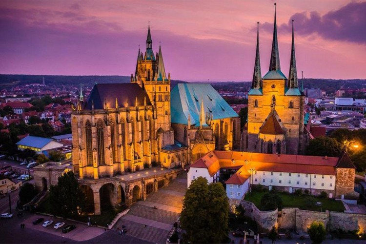 Erfurt World UN Germany 2019