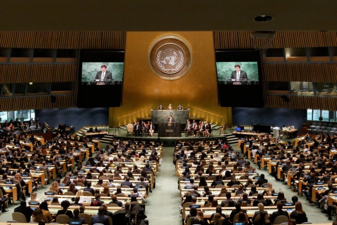 NEW YORK YOUNG UN 2020